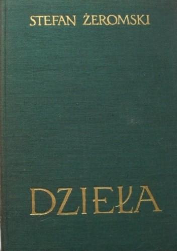 Okładka książki DZIEŁA - POWIEŚCI T.14