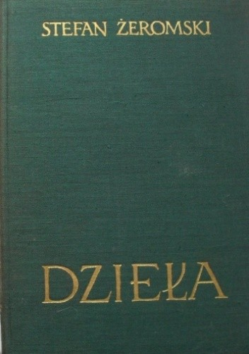 Okładka książki DZIEŁA - POWIEŚCI T.15
