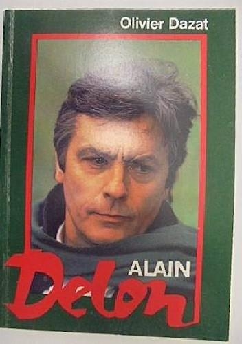 Okładka książki Alain Delon