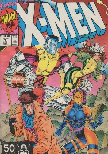 Okładka książki X-Men: Rubicon
