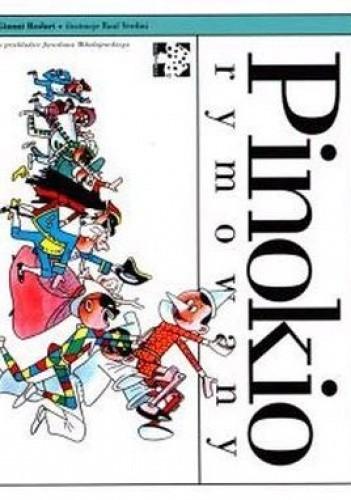 Okładka książki Pinokio rymowany