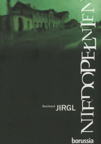 Okładka książki Niedopełnieni