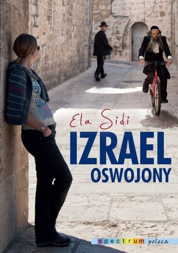 Okładka książki Izrael oswojony