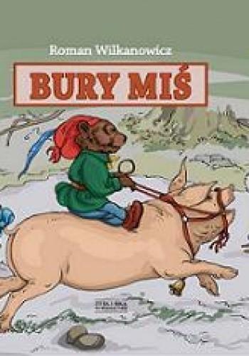 Okładka książki Bury miś