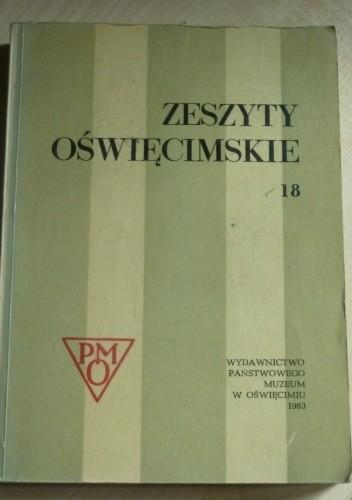 Okładka książki Zeszyty Oświęcimskie