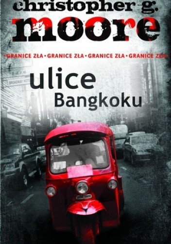 Okładka książki Ulice Bangkoku