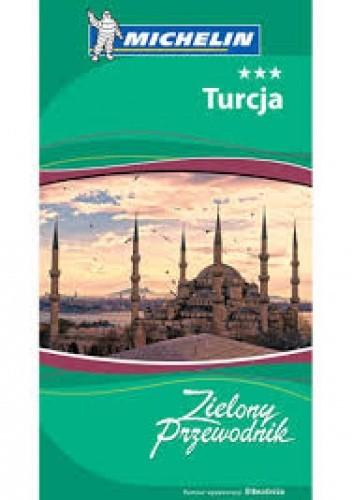 Okładka książki Turcja. Zielony Przewodnik