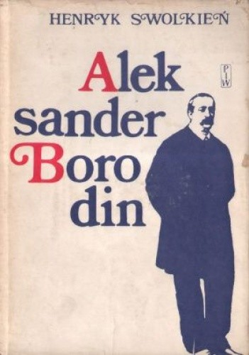 Okładka książki Aleksander Borodin