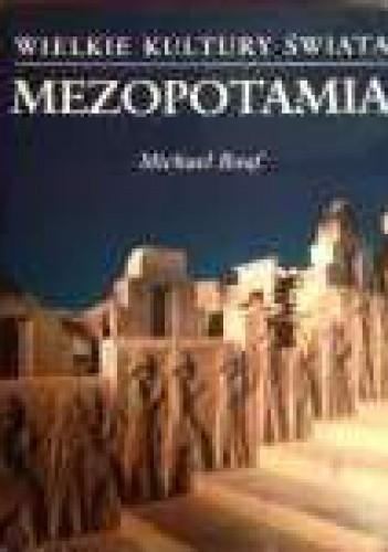Okładka książki Mezopotamia