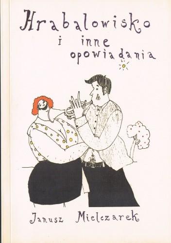 Okładka książki Hrabalowisko i inne opowiadania