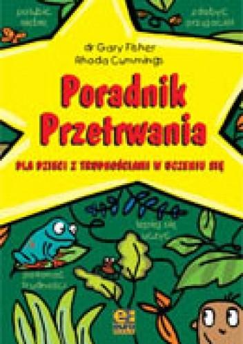 Okładka książki Poradnik przetrwania dla dzieci z trudnościami w uczeniu się
