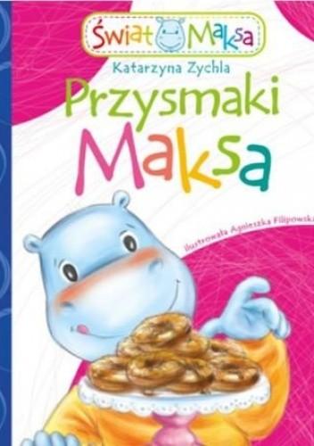 Okładka książki Przysmaki Maksa