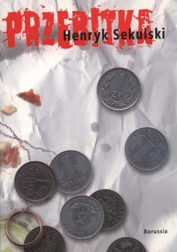 Okładka książki Przebitka