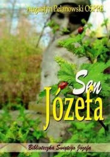Okładka książki Sen Józefa