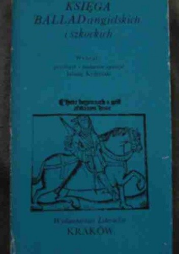 Okładka książki Księga ballad angielskich i szkockich