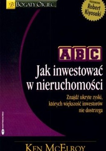 Okładka książki ABC Jak inwestować w nieruchomości