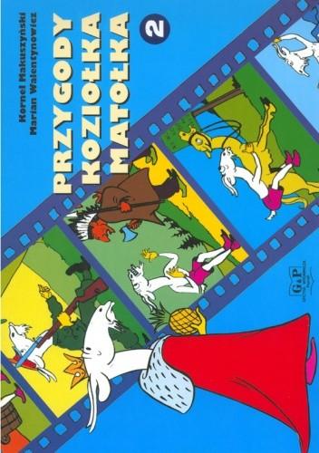 Okładka książki Przygody Koziołka Matołka. Księga 2