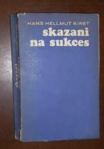 Okładka książki Skazani na sukces