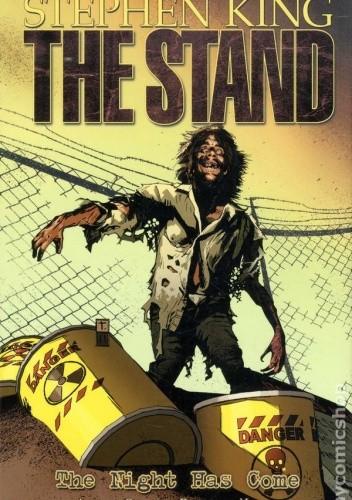 Okładka książki The Stand: The Night Has Come