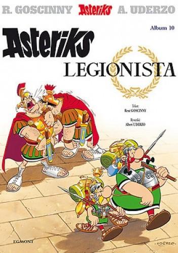Okładka książki Asteriks legionista