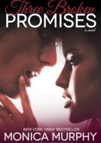 Okładka książki Three Broken Promises
