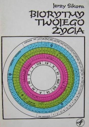 Okładka książki Biorytmy twojego życia