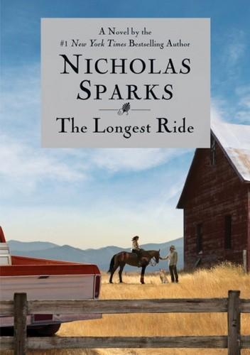 Okładka książki The Longest Ride