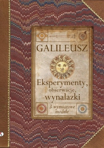 Okładka książki Galileusz. Obserwacje, eksperymenty i wynalazki