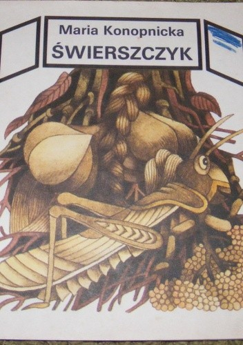 Okładka książki Świerszczyk