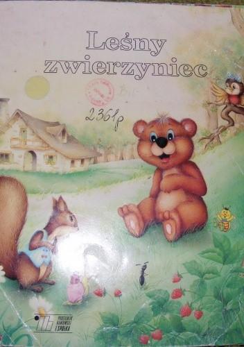 Okładka książki Leśny zwierzyniec