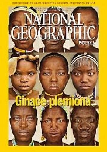 Okładka książki National Geographic 08/2010 (131)