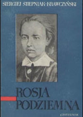 Okładka książki Rosja podziemna
