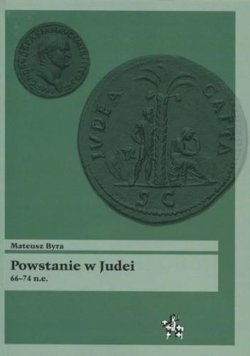 Okładka książki Powstanie w Judei 66-74 n.e.