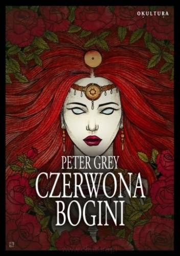 Okładka książki Czerwona Bogini