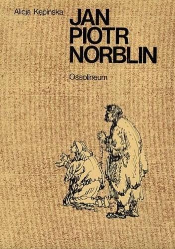 Okładka książki Jan Piotr Norblin