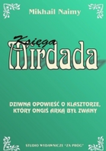 Okładka książki Księga Mirdada