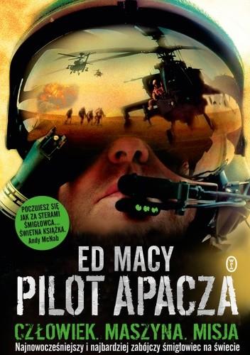 Okładka książki Pilot Apacza