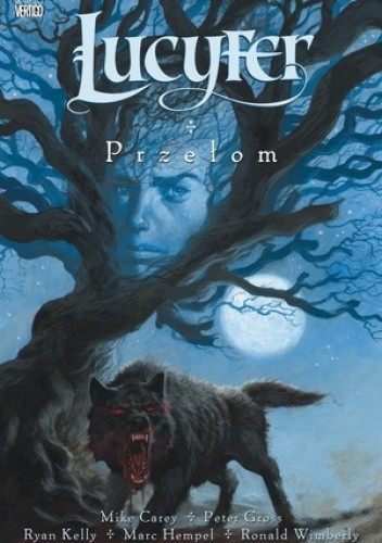 Okładka książki Lucyfer: Przełom