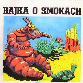 Okładka książki Bajka o smokach