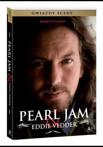 Okładka książki Pearl Jam & Eddie Vedder