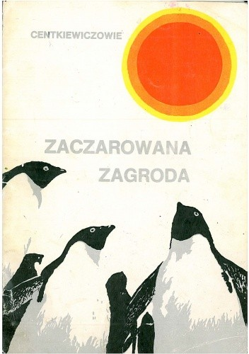 Okładka książki Zaczarowana zagroda