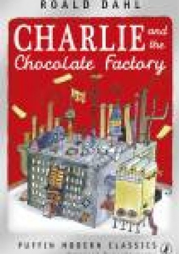 Okładka książki Charlie and the Chocolate Factory