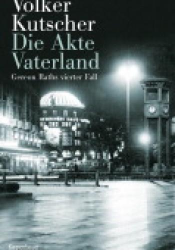 Okładka książki Die Akte Vaterland