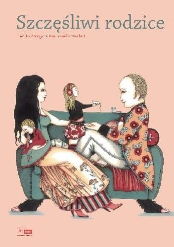 Okładka książki Szczęśliwi rodzice