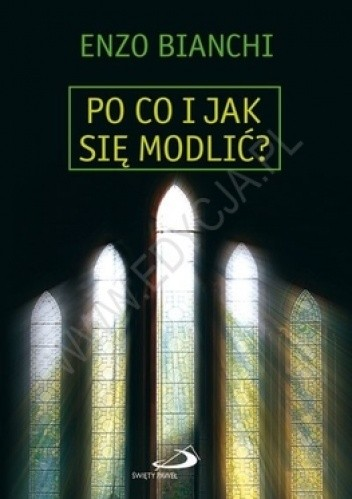 Okładka książki Po co i jak się modlić?
