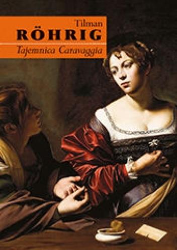 Okładka książki Tajemnica Caravaggia