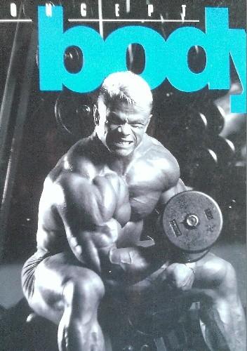 Okładka książki Koncept-body.  Sukces dzięki suplementom żywności, żywieniu wspomagającemu i waściwemu programowi treningu