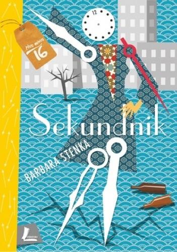 Okładka książki Sekundnik