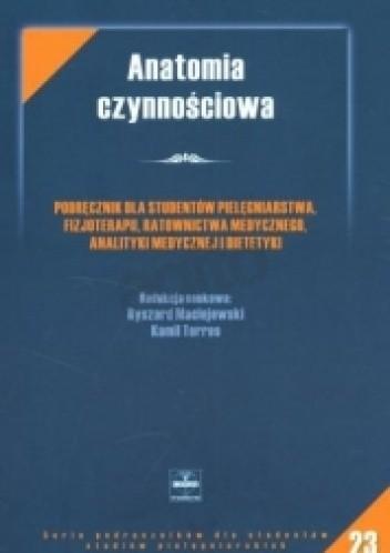 Okładka książki Anatomia Czynnościowa