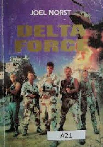 Okładka książki Delta Force